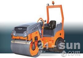 悍马HD13VT单钢轮压路机