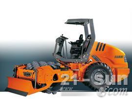 悍马3205P单钢轮压路机