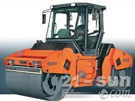 悍马HD90单钢轮压路机