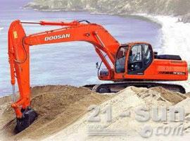 斗山DX300LC挖掘机外观图1
