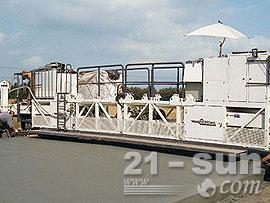 维特根TCM 950滑模摊铺机