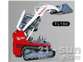 竹内TL150滑移装载机