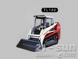 竹内TL140滑移装载机