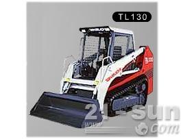竹内TL130滑移装载机