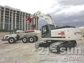 特雷克斯TXC255LC-2挖掘机图片