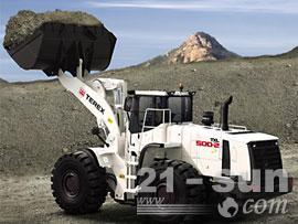 特雷克斯TXL500-2轮式装载机图片
