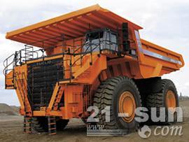 日立EH5000刚性自卸卡车