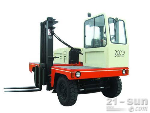 厦工CCCD3A(XG530S-DT2)侧面叉车外观图1
