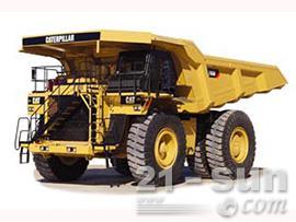 卡特彼勒785D矿用车