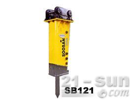 水山SB121直立型破碎锤
