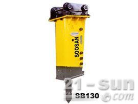 水山SB130直立型破碎锤