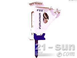 古河F35破碎锤图片