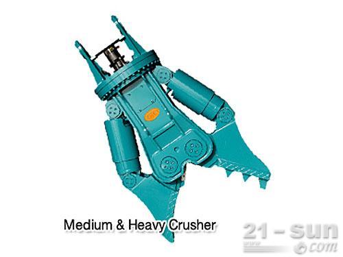 工兵GB   RSH200H液压剪(双缸)外观图1