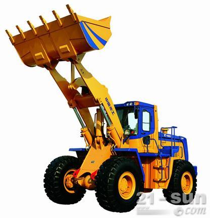 龙工ZL50G轮式装载机