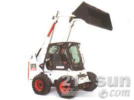 山猫S220滑移装载机图片
