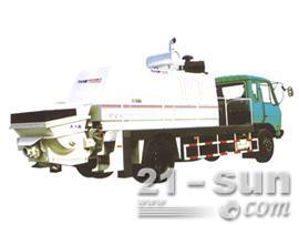 天地重工XZQ5100HBC车载泵
