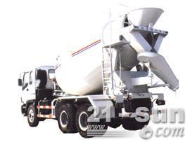 天地重工XZQ5280GJB-7/XZQ5281GJB混凝土搅拌运输车