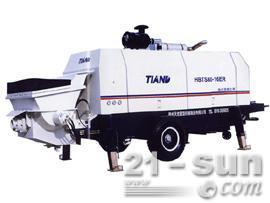 鑫天地HBTS80-16ER拖泵图片