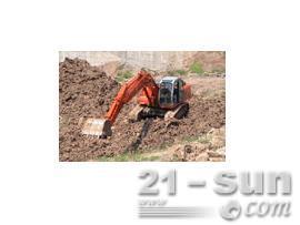 邦立重机CE220-6反铲挖掘机