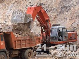 邦立重机CE400-5正铲挖掘机