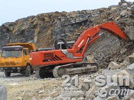 邦立重机CE400-6正铲挖掘机