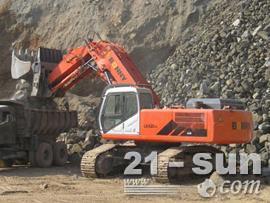 邦立重机CE420-6正铲挖掘机