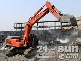 邦立重机CE420-6反铲挖掘机