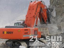 邦立重机CE460-5正铲挖掘机