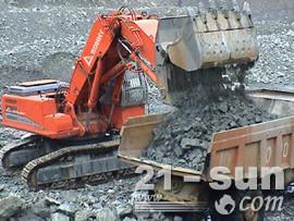邦立重机CE460-6正铲挖掘机