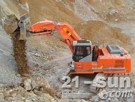 邦立重机CE750-7全液压挖掘机