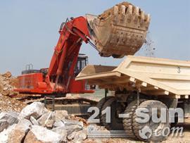 邦立重机CE1000-7正铲挖掘机