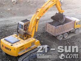 邦立重机CE1000-7反铲挖掘机