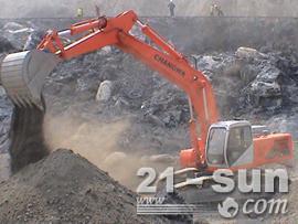 邦立重机CED460-5挖掘机