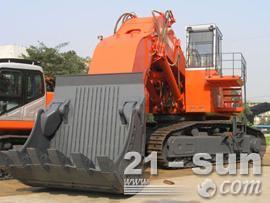 邦立重机CED1250-7正铲挖掘机