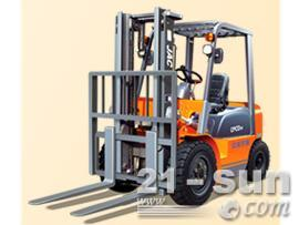 江淮重工CPCD10重型叉车