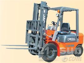 江淮重工CPCD25重型叉车