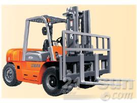 江淮重工CPCD70重型叉车