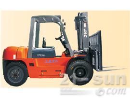 江淮重工CPCD80重型叉车
