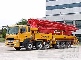 全进重工JJRZ52-5.16HD混凝土泵车