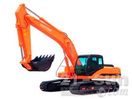 徐威重科V322挖掘机图片