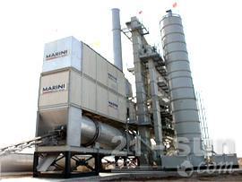 玛连尼MAC320/200/240沥青混合料搅拌设备