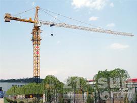 中龙建机QTZ63(5013)塔式起重机