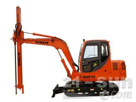 勤牛QNZ70挖掘机