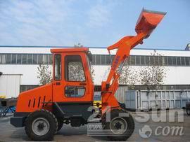 杭州永林ZL10D轮式装载机图片