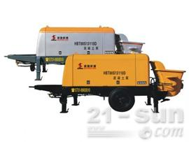 盛隆HBT80S13110D拖泵图片
