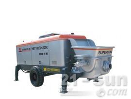盛普隆HBT100S26220C拖泵