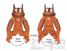 铁兵TC200MA(TP200MA)液压剪