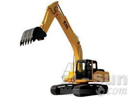 森田重机HD1533LC-8H挖掘机