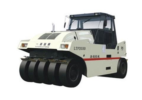 洛阳路通LTP2030轮胎压路机
