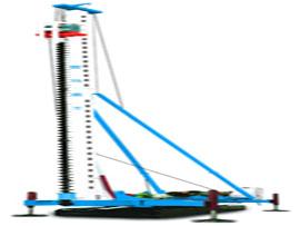 雷奥科技KLY620A长螺旋钻孔机图片